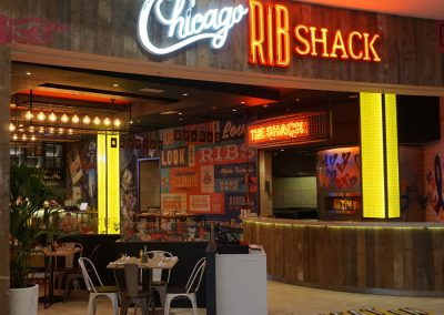 CHICAGO RIB SHACK (UK)